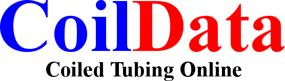 CoilData - Coiled Tubing Online